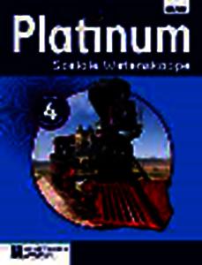 Picture of Platinum Sosiale Wetenskappe Graad 4 Leerderboek