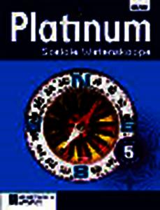Picture of Platinum Sosiale Wetenskappe Graad 5 Leerderboek (NKABV) (Pearson 2019-2020)