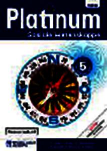 Picture of Platinum Sosiale Wetenskappe Graad 5 Onderwysersgids (NKABV) (Pearson 2019-2020)
