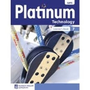Picture of Platinum Technology Grade 7 Learner's Book (CAPS) (Pearson 2019-2020)