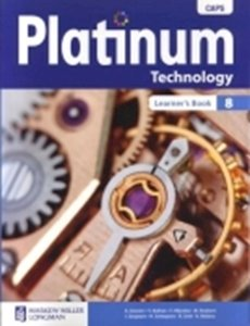 Picture of Platinum Technology Grade 8 Learner's Book (CAPS) (Pearson 2019-2020)