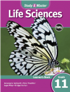 Picture of Study & Master Life Sciences Learner's Book Grade 11