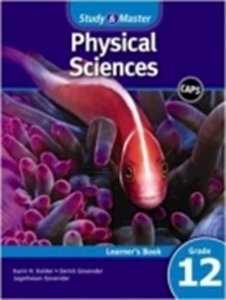 Picture of Study & Master Physical Sciences Learner's Book Grade 12 (Cambridge University Press 2019-2020)