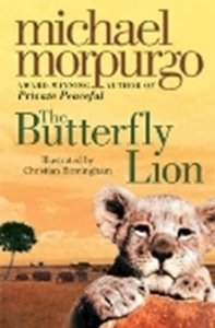 Picture of Butterfly Lion , by Morpurgo M (JB 2020)