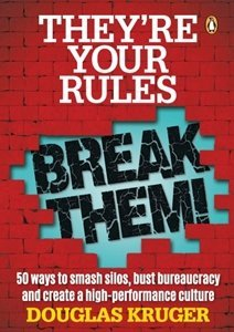 Picture of They're Your Rules, Break Them! (Douglas Kruger)