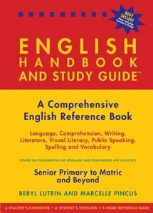 Picture of English Handbook and Study Guide (Bercelle Books)