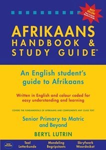 Picture of Afrikaans Handbook and Study Guide (Berlut Books)