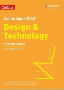 Picture of Collins Cambridge IGCSE Design and Technology Student's Book Second Edition (JB 2021)