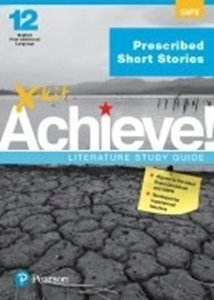 Picture of X-Kit Achieve English Fist Additional Short stories G12 (Pearson Education 2019-2020)