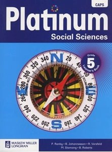 Picture of Platinum Social Sciences Grade 5 Learner's Book (CAPS)