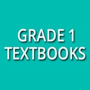 Picture for category Grade 1 Textbooks