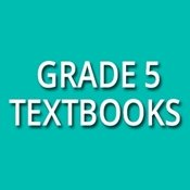 Picture for category Grade 5 Textbooks