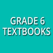 Picture for category Grade 6 Textbooks