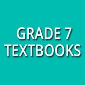 Picture for category Grade 7 Textbooks