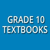 Picture for category Grade 10 Textbooks