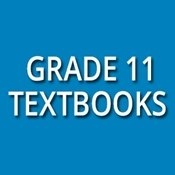 Picture for category Grade 11 Textbooks