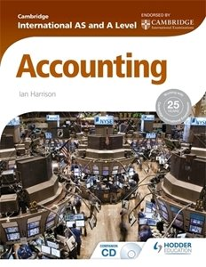 Picture of AS and A Level Accounting Student's Book (Suitable for AS/A Levels)