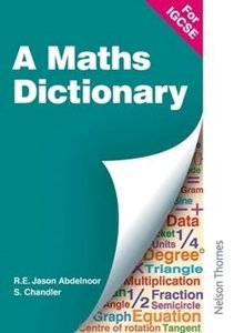 Picture of A Maths Dictionary for IGCSE (OUP International 2019-2020)
