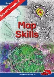 Picture of Solutions for All Map Skills Grade 10-12 (Macmillan SA 2019-2020)