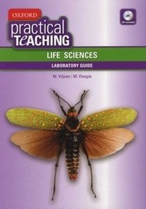 Picture of Oxford Practical Teaching: Life Sciences Laboratory Guide (Paperback including free CD) (Oxford SA 2019-2020)
