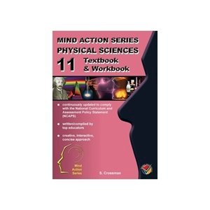 Picture of Mind Action Series Physical Science Textbook & Workbook NCAPS Grade 11 (AllCopy 2019-2020)
