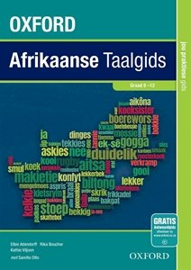 Picture of Oxford Afrikaanse Taalgids/ Oxford Afrikaans Grammar Guide (Oxford SA 2019-2020)