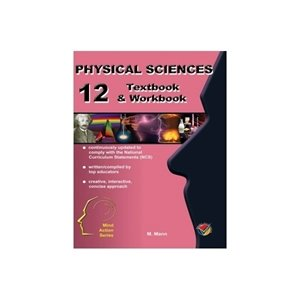 Picture of Mind Action Series Physical Science Textbook & Workbook NCAPS Grade 12 (AllCopy 2019-2020)