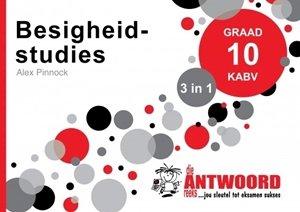 Picture of Die Antwoord Reeks Graad 10 Besigheidstudies '3 in 1' (The Answer Series 2019-2020)