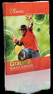 Picture of Doc Scientia Natural Sciences Grade 8 Textbook and Workbook (Doc Scientia 2019-2020)