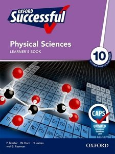Picture of Oxford Successful Physical Sciences Grade 10 Learner's Book (Oxford SA 2019-2020)