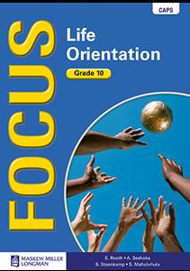 Picture of Focus Life Orientation Grade 10 Learner's Book (CAPS)