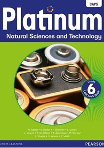 Picture of Platinum Natural Sciences and Technology Grade 6 Learner's Book (CAPS) (Pearson 2019-2020)