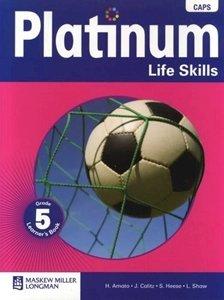 Picture of Platinum Life Skills Grade 5 Learner's Book (CAPS) (Pearson)