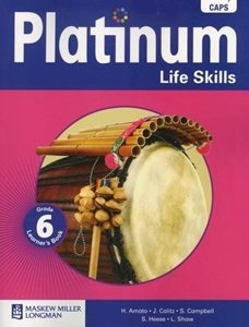 Picture of Platinum Life Skills Grade 6 Learner's Book (CAPS) (Pearson 2019-2020)
