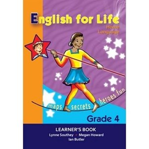 Picture of English for Life Grade 4 Home Language Learner's  Book