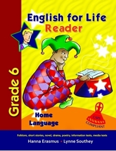Picture of English for Life Home Language Reader Gr. 6Downloadable answers on website: www.nb.co.za/assets/downloads/best_books/2013/English%20for%20Life%20Reader%20Grd%206%20answers.pdf (NB Publishers 2019-2020)