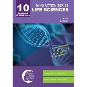 Picture of Mind Action Series Life Sciences Textbook & Workbook IEB - (2015) Grade 10 (AllCopy 2019-2020)