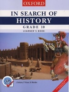 Picture of In Search of History Grade 10 Learner's Book (Oxford SA)