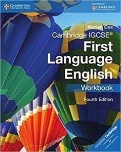 Picture of Cambridge IGCSE First Language English Workbook 4th Edition (Cambridge CIE 2019-2020)