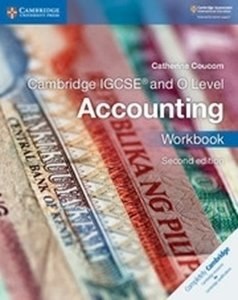 Picture of Cambridge IGCSE and O Level Accounting Workbook (Cambridge University Press)