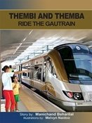 Picture for category Themba and Themba Ride the Gautrain