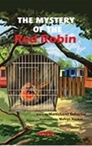 Picture of The Mystery of the Red Robin (English) by Manichand Beharilal