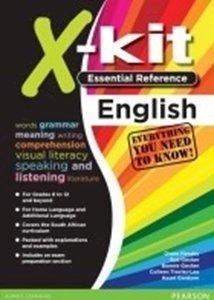 Picture of X-Kit Reference Guide: English (Pearson Education)