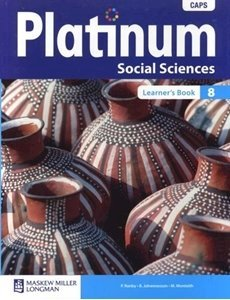 Picture of Platinum Social Sciences Grade 8 Learner's Book (CAPS)