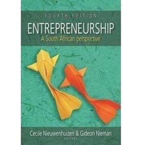 Picture of Entrepreneurship - A South African Perspective 4th Edition (Nieuwenhuizen C, Nieman GH) Van Schaik 2019-2020