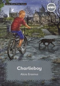 Picture of Charlieboy - Senior African Writers Series: Afrikaans FAL Novel Grade 8 (CAPS) (Pearson 2019-2020)
