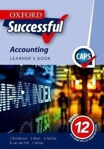 Picture of Oxford Successful Accounting Grade 12 Learner's Book (Oxford SA 2019-2020)