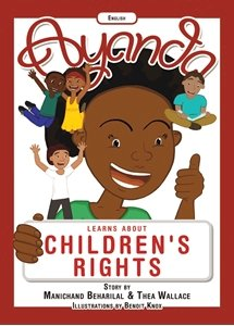 Picture of Ayanda Learns About Children's Rights (English ) by Manichand Beharilal & Thea Wallace