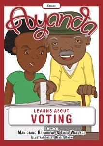 Picture of Ayanda Learns About Voting (English ) by Manichand Beharilal & Thea Wallace