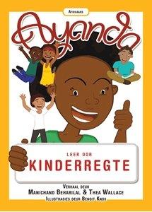 Picture of Ayanda Leer Oor Kinderregte (Afrikaans) by Manichand Beharilal & Thea Wallace
